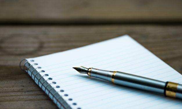 """""""Biglaw Basics"""":  Taking Notes"""