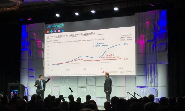 Legalweek18: Overview and Notable Takeaways
